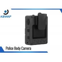 China Long IR Distance Portable Body Camera Build - In Microphone With Voice Recording wholesale