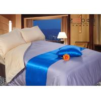 300TC Hotel Collection Bed Linen Grey Color , Hotel Luxury Linen Collection
