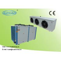 China 9~50kw Low Temperature Chiller With R404a For Cooling Meat Storage Room With High Efficient Compressor wholesale