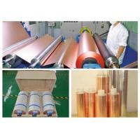 China 2 OZ Gray Copper Foil Roll, More Than 160 MPa Tensile Strength PCB Copper Clad wholesale