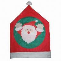 China X'mas Tree Skirt, Made of 100% Polyester, Suitable for Christmas Decorations Purposes wholesale