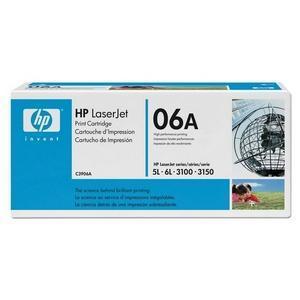 China HP C3906A 06A toner cartridge on sale