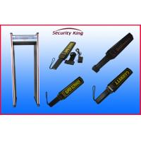 China Security Inspection Door Frame Metal Detector  For Government / Train Station wholesale