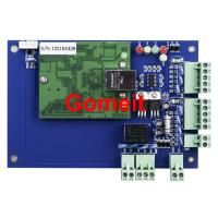 China Single Door Access Control Panel 32bit ARM Two Way TCP / IP Card Capacity 40000 Cards wholesale