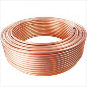 China Refrigeration copper tube copper pipe, capillary copper tube wholesale