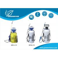 China 6L high pressure Electric Knapsack Weed Sprayer with minimum efforts wholesale