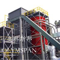 Quality High Pressure Gas Fired Thermal Oil Boiler High Efficiency For Wood / Electric for sale