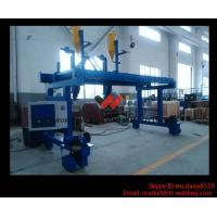 China Gantry Type I / H Beam Welding Machine , Auto Welder Industrial Machinery for H Beam Line wholesale