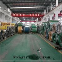 China ASTM A240 441 Stainless Steel Sheet Coil 4ft Mile Edge for Automotive exhaust tube wholesale