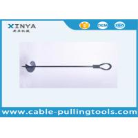 China Manufacture Earth Screw Anchor Earth Anchor Drill 1710mm with 300mm Diameter Disk wholesale