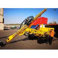 China JC358A Down Hole Rock Drilling Rig Crawler Hydraulic Drill Rig For Power Station wholesale