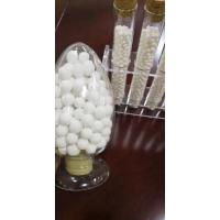 China Alumina Chemical Packing Ball Molecular Sieve Activation Ceramic Filler Show High Stability wholesale