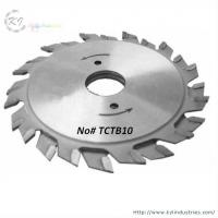 China T.C.T Adjustable Scoring Saw Blades for Melamine Faced Chipboard wholesale