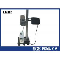 China Expiry Date 60W CO2 Laser Marking Machine For PET Water Bottle On Line wholesale