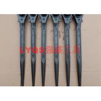 China Scaffolding Erecting Tools Double Size Ratchet Wrench 800N/M Max Torque wholesale