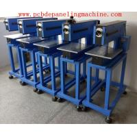 China Guillotine Type PCB Scoring Machine Gas Electric Light Weight wholesale