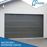 China customized sectional garage door for sale/ customized steel garage door on sale