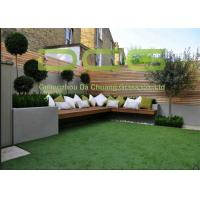 Long Useful Life Artificial Grass Garden Beautiful Color Abrasion Resistant