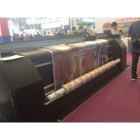 China Multicolor Feather Flags Large Format Printing Machine Convenient Maintain wholesale