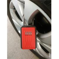 China Portable 4 Digit Combination Vehicle Key Lock Box 185*85*42.5 Mm wholesale