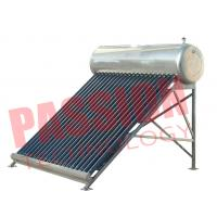 China Non Pressurized Vacuum Tube Solar Water Heater wholesale