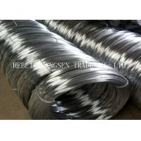 China 0.15 - 3.8mm Hot Dipped Galvanized Wire , Galvanzied Iron Wire For Hanger wholesale