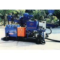 China good quality Multifunction Anchoring Drilling Rig full hydraulic drive power head drill wholesale
