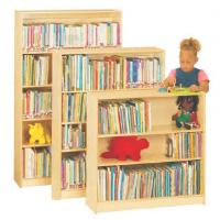 preschool bookshelf wooden children bookshelf for preschool classroom 833