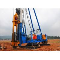 China High Performance Hammer Piling Machine / Drop Hammer Pile Driving wholesale
