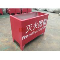 China PVDF Coating Custom Aluminum Panels for Fire Extinguisher Box wholesale