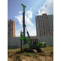 China Building Construction KR80A Hydraulic Piling Rig Machine / Piling Driving Equipment wholesale