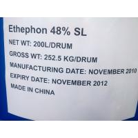 China Plant Growth Stimulants Ethephon 48% SL Growth Regulators Of Plants wholesale