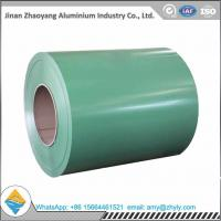 Quality 3003 0.5mm 0.8mm Color Coated Aluminium Sheet Coil For Sandwich Panel ASTM Standard for sale