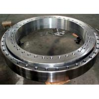 China Large Medical Machine Rolled Ring Forging Steel Flange , Slewing Ring wholesale