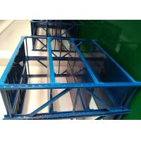 China Light Duty 4 Shelf Metal Shelving Unit Cold Rolled For Household wholesale