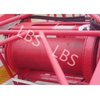 China High Performance Light Duty Electric Winch Steel Wire Rope Long Service Life wholesale