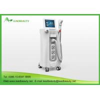 China Pain Free 808 Diode Laser Hair Removal Equipment For Underarm / Leg / Breast wholesale