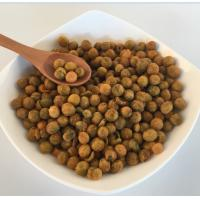 Buy cheap Roased Spicy Small Peas BRC FDA Kosher Halal Certified Snacks from wholesalers