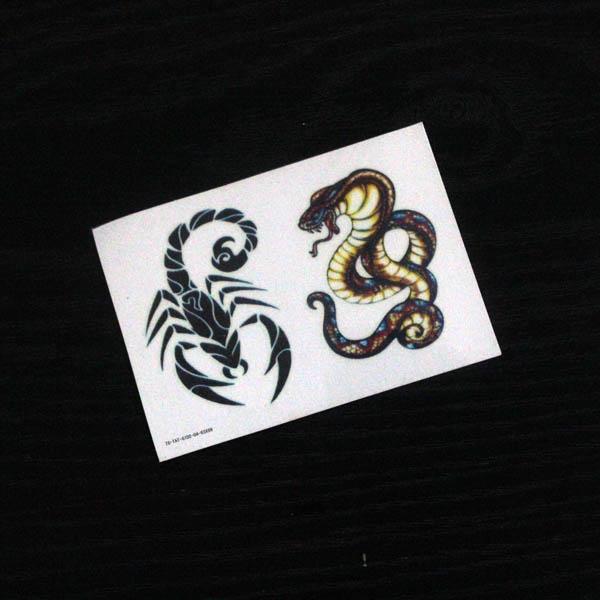 Custom printed designs temporary tattoo sticker hand for Custom tattoo stickers