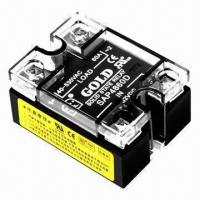 China AC single solid state relay, 24V SSR, CE, UL , TUV Certified wholesale
