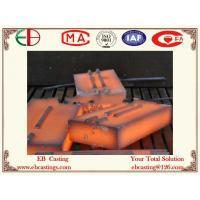 China Super Wear High Alloy Impact Plates Blow Bars for Impact Crushers During Heat-treatment EB on sale