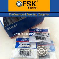 China SKF Electric Bicycle Motor Bearings 6200 2RS Size 10*30*9mm wholesale