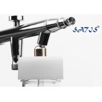 Quality 204 Suction Type Dual Action Airbrush 100ml Canister 0.3mm Maintenance Friendly for sale