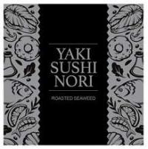 China Yaki sushi nori seaweed 125g(50sheets) on sale