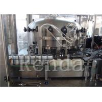 China Carbonated Beverage Packaging Machine Pop Easy Can Automatic Bottle Filling Machine wholesale