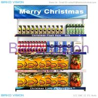 China COB Shelf Indoor Fixed LED Display Advertising Ultra HD Full Color P1.25 IP43 wholesale