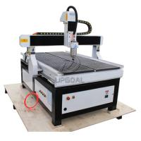 China 900*1500mm CNC Wood Advertisement Router with Vacuum Table/Mach3 Control System wholesale