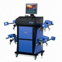 China Wheel Aligner System with Multiple Function for Auto Beauty, 4S and Tire Shop. wholesale