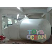 China Camping Transparent Inflatable Tents Outdoor Inflatable Bubble Tent With Tunnel wholesale