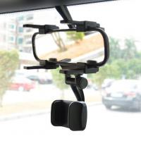 China Car Rearview Mirror Mount Truck Auto Bracket Holder Cradle For Iphone 7/6/6s Plus on sale